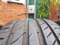 audi 17 alloy wheels