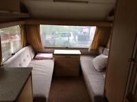 2 berth abi marauder caravan