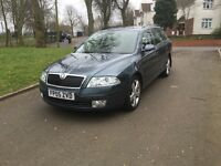 "2005 SKODA OCTAVIA AMBIENTE ESTATE 1.9 TDI ""FSH + DRIVES VERY GOOD + GREAT FAMILY ESTATE + SPACIOUS"""
