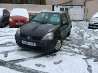 2006 06 renault clio px to clear