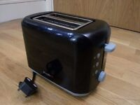 Breville VTT232 Black 2 Slice Toaster for sale