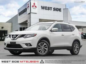 2015 Nissan Rogue SL–AWD–SiriusXM–Blind Spot Info–Surround Camer