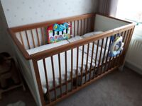 5 piece nursery furniture set