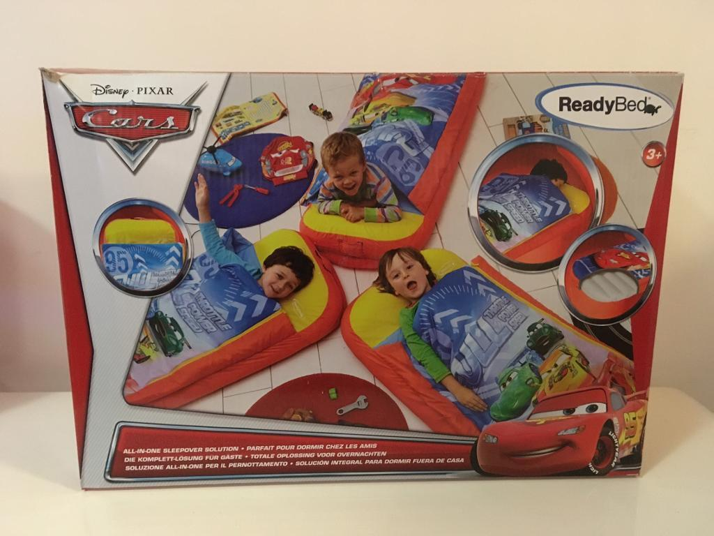 Ready Bed - Disney Cars