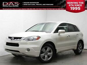 2009 Acura RDX Technology Package Navigation/Leather/Sunroof