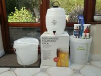 Beer Making Kit x2 - never used
