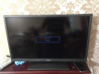 """Hitachi TV 32"""" HD Ready LED TV with freeview 2X HDMI"""