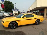 2012 Dodge Challenger SRT 8 470HP YELLOWJACKET