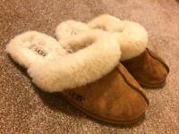 Genuine Ugg Slippers Size 6.5