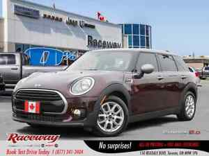 2016 MINI Clubman ***ONE OWNER TRADE IN***PRICED TO SELL**