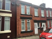 Aylesford Road, Liverpool L13 - three bedroom refurbished house to let