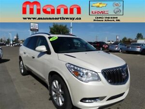 2014 Buick Enclave Premium | PST paid, DVD, Nav, Lady Owned.
