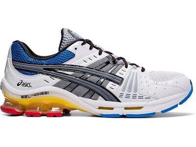 Asics 1021A117 100 Gel Kinsei OG White / Metropolis Men's Running Shoes