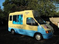 Ice Cream Van Hire - Weddings, Parties, Fetes, Christmas Markets - We operate 12 Months a Year