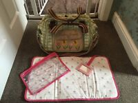 Pinking Lining baby changing bag