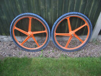 26 grimeca mountain bike mag wheels