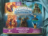 Skyladers dragons peek