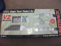 wanted model rail way collectors ...who are intrested in buying kato railway tracks set ...