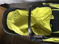 Graco baby travel system: pushchair/car seat
