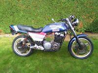 Honda CB900F 1981 Restoration Project