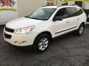 2011 Chevrolet Traverse LS, Automatic, Third Row Seating