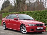 BMW 3 SERIES 2.0 318Ci Sport 2dr 1 PRE OWNER +12 MONTHS MOT+PX WELCOME