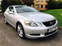 Lexus GS 450H 3.5 CVT 4dr 1 OWNER+V.CLEAN EXAMPLE HPI CLEAR PX WELCOME