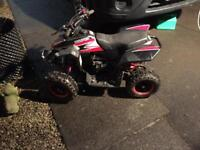 Highper sx 50cc quad basically brand new