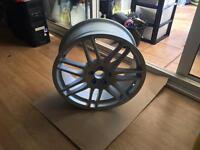 "18"" 5x100 RS4 Alloy Wheels"