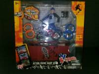 Xtreme Stuntz bicycle & figure
