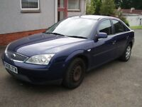 Ford Mondeo 2.0 Petrol Automatic