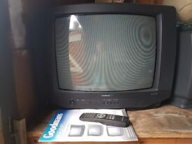Retro tv Goodmans