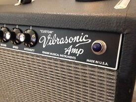 Fender Vibrasonic Custom Amp