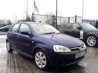 2003 Vauxhall Corsa 1.7 Dti 12 Months Mot Cheap Diesel Car