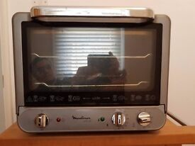 MOULINEX convection oven- UNO XL 33L