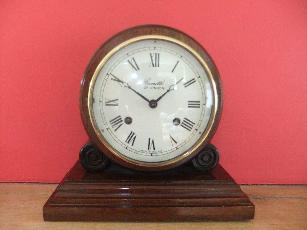 Comitti mantle clock in norwich norfolk gumtree comitti mantle clock amipublicfo Images