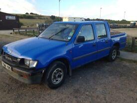 Vauxhall Bravo Pick up Truck