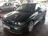 RS COSWORTH REPLICA PROFFESSIONLY CONVERTED EXCELLENT MECHANICALLY STUNNING CAR ONLY