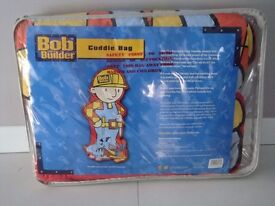 Bob the Builder Cuddle Bag