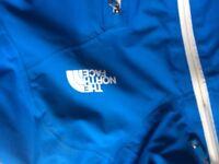 Mens Westbeach Salopettes Medium and Mens Northface Ski Jacket Medium