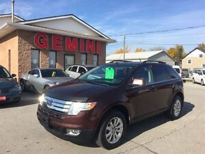 2009 Ford Edge Limited AWD Bluetooth