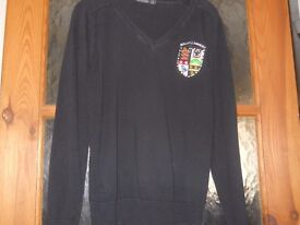 malet lambert school jumper