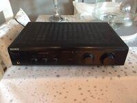 Sony ta-fe200 amplifier