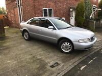 1998 Audi A4 long 10 months MOT - cheap runaround