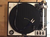 Vintage Garrard Zero 100 turntable / record player
