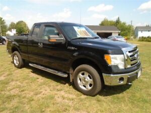 2009 Ford F-150 XLT 4x4  **AS TRADED**