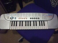 Casio Keyboard SA45 - Mains and battery option - Collection only