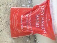 FREE Pavior sand