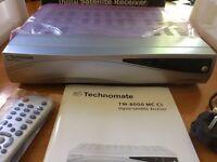New Technomate Digital Satelite Receiver TM-8000 MC CI