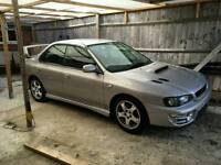 Grab a bargain Subaru impreza turbo